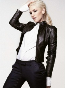 Gwen Stefani In Marie Claire UK Magazine January 2013 (1)